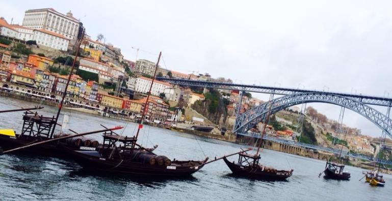 River Douro, Porto, Portugal
